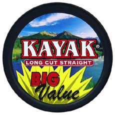 KAYAK LONG CUT STRAIGHT 10CT ROLL