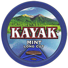 KAYAK LONG CUT MINT 10CT ROLL