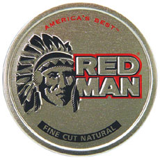 RED MAN FINE CUT NATURAL 5 CT ROLL
