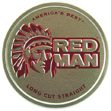 RED MAN LONG CUT STRAIGHT 5 CT ROLL