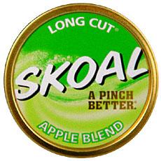 SKOAL LONG CUT APPLE 5CT/ROLL