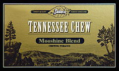 STOKER'S TENNESSEE CHEW MOONSHINE BLEND 6 COUNT 16OZ POUCHES