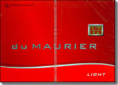 du MAURIER REGULAR LIGHT