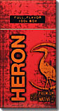 HERON FULL FLAVOR 100 BOX