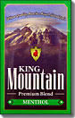 King Mountain Menthol King Box