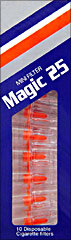 Magic 25 Mini Filter - 10 Pack