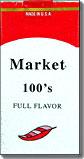 MARKET RED FULL FLAVOR 100