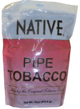 NATIVE PIPE TOBACCO - FULL FLAVOR 16OZ BAG