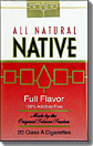 NATIVE FULL FLAVOR