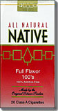 NATIVE FULL FLAVOR 100