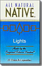 NATIVE LIGHT BOX
