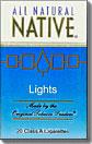 NATIVE LIGHT BOX