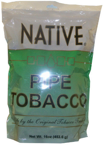 NATIVE PIPE TOBACCO - MENTHOL 16OZ BAG