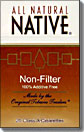 NATIVE NON FILTER BOX