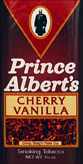 PRINCE ALBERT CHERRY VANILLA, 6/1.5OZ POUCHES