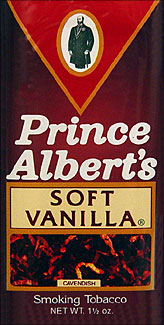 PRINCE ALBERT SOFT VANILLA, 6/1.5OZ POUCHES
