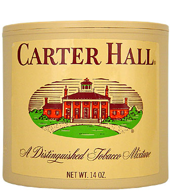 CARTER HALL PIPE TOBACCO 14 OZ CAN
