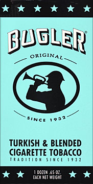 BUGLER TOBACCO 12/.65OZ PACKS