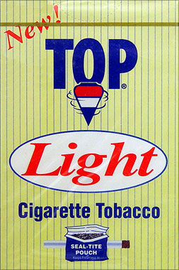 TOP LIGHT TOBACCO 12CT BOX