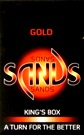 Sands Gold Light King Box