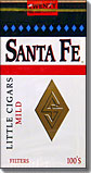 SANTA FE LITTLE CIGARS-MILD