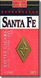 SANTA FE LITTLE CIGARS-STRAWBERRY