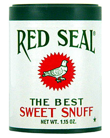 RED SEAL SWEET SNUFF 12CT.