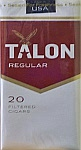 Talon Regular 100 Filtered Cigar Box
