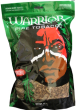 Warrior Menthol Pipe Tobacco 16oz Bag