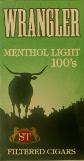 Wrangler Filtered Little Cigars - Menthol Light 100 Box