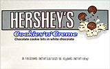 Hershey's Cookies 'n' Creme 36CT Box