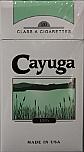 Cayuga Menthol Ultra Light 100 Box