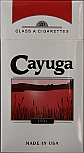 Cayuga Red Full Flavor 100 Box