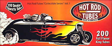 Hot Rod Full Flavor King Tubes 200ct