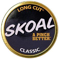 SKOAL LONG CUT CLASSIC 5CT ROLL