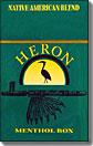 HERON MENTHOL KING BOX
