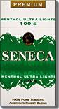 Seneca Extra Smooth Menthol 100 Box